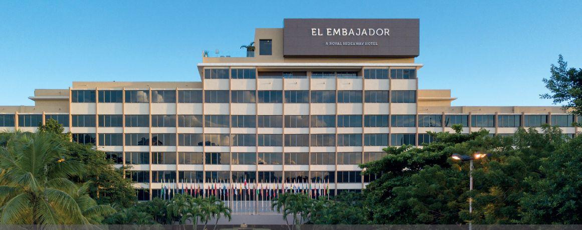 <p>Hotel Embajador:&nbsp;A trav&eacute;s de los a&ntilde;os se ha permitido ser el perfecto &ldquo;Embajador de la Dominicanidad&rdquo;</p>