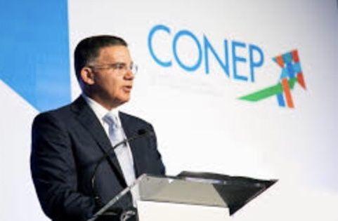 <p>CONEP contribuye al pago inicial de vacuna contra el covid-19</p>