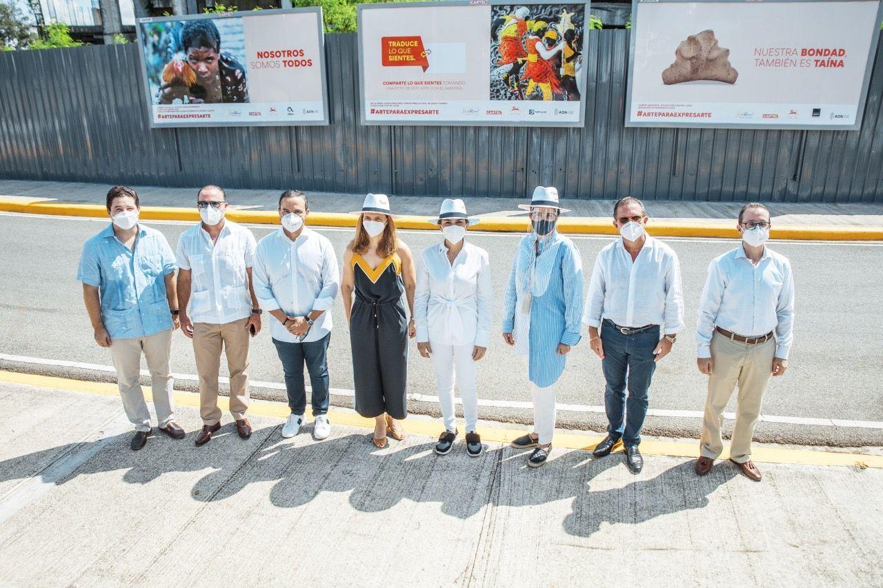 <p>Arte para Expresarte: un museo a cielo abierto en todo el Distrito Nacional</p>