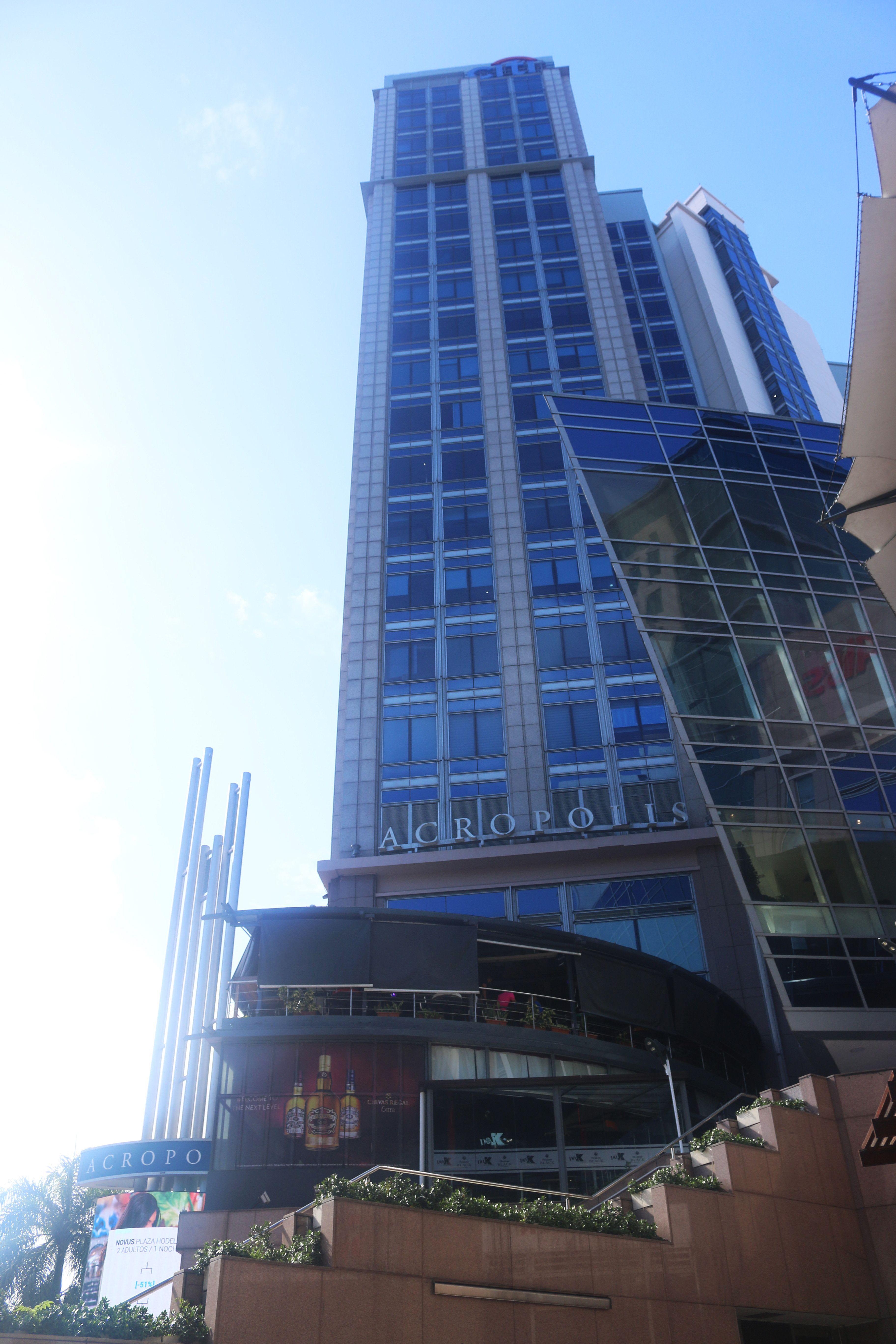 Una inversión de altura Acrópolis Center & Citi Tower