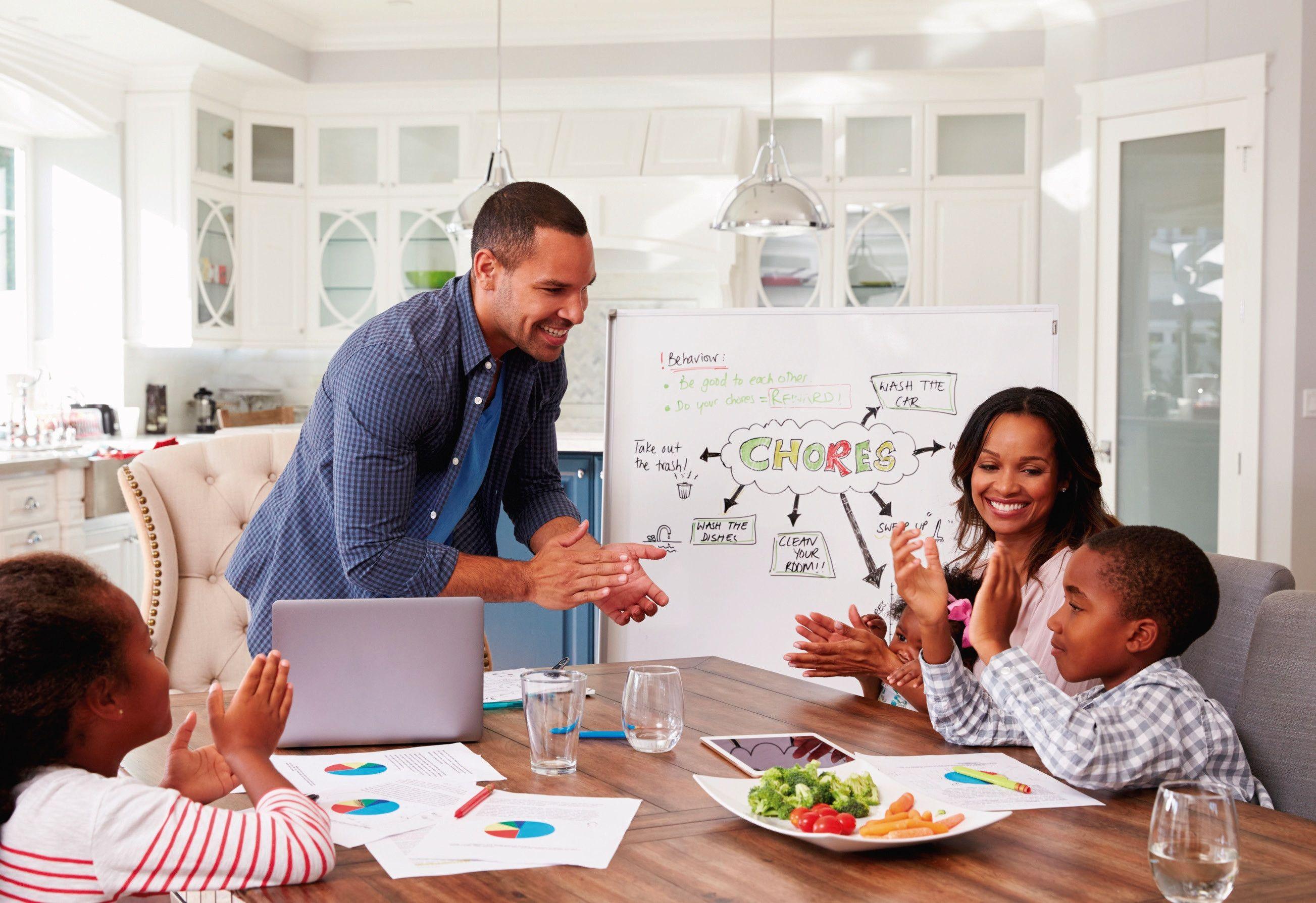 La Responsabilidad Familiar Corporativa proporciona Apoyo profesional, servicios y beneficios familiares