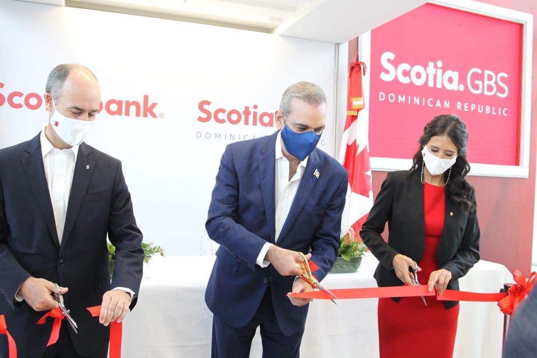 <p>Scotiabank inaugura Campus de Servicios Globales</p>