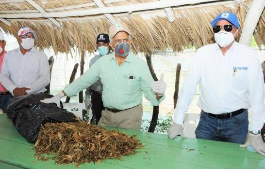 La agropecuaria no ha cerrado y sigue como un bastión de la economía, dice Agricultura