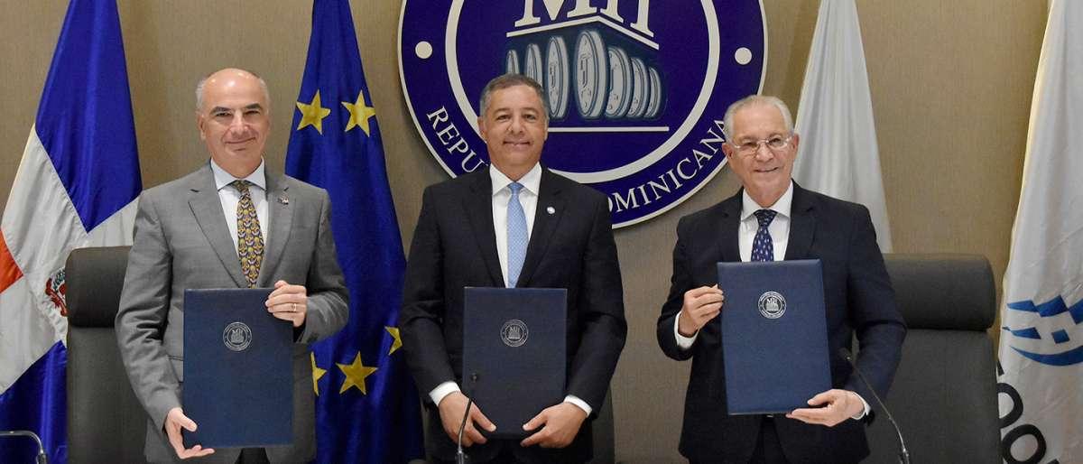 REPÚBLICA DOMINICANA Y UNIÓN EUROPEA ACUERDAN APOYO PRESUPUESTARIO POR 14.8 MILLONES DE EUROS
