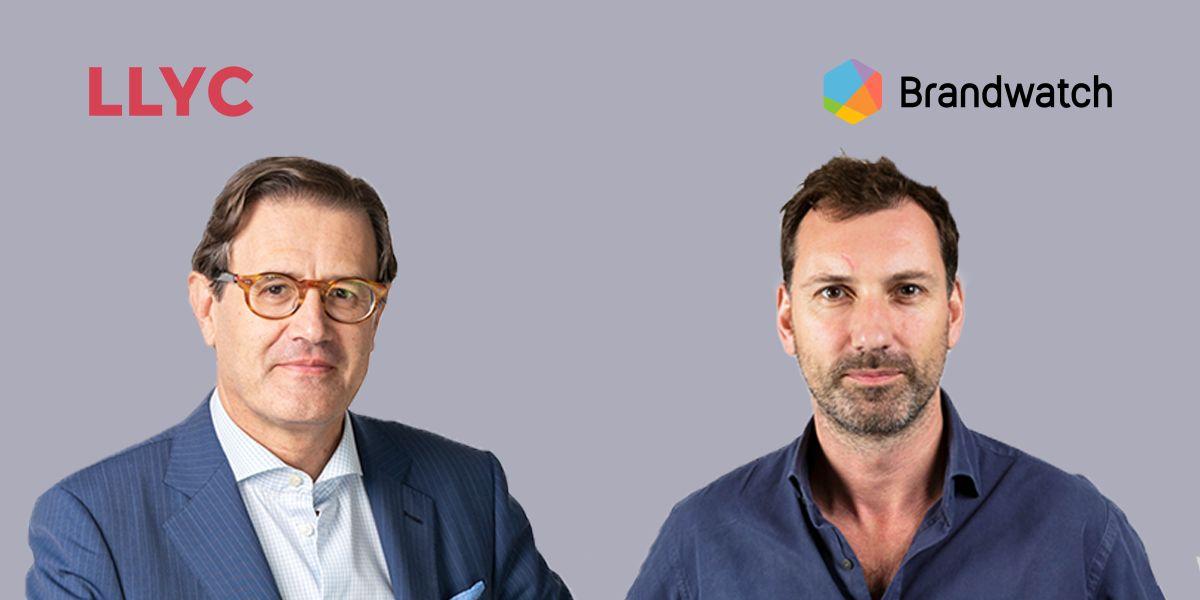<p><strong>LLYC y Brandwatch crean una alianza centrada en tecnolog&iacute;a Big Data</strong></p>