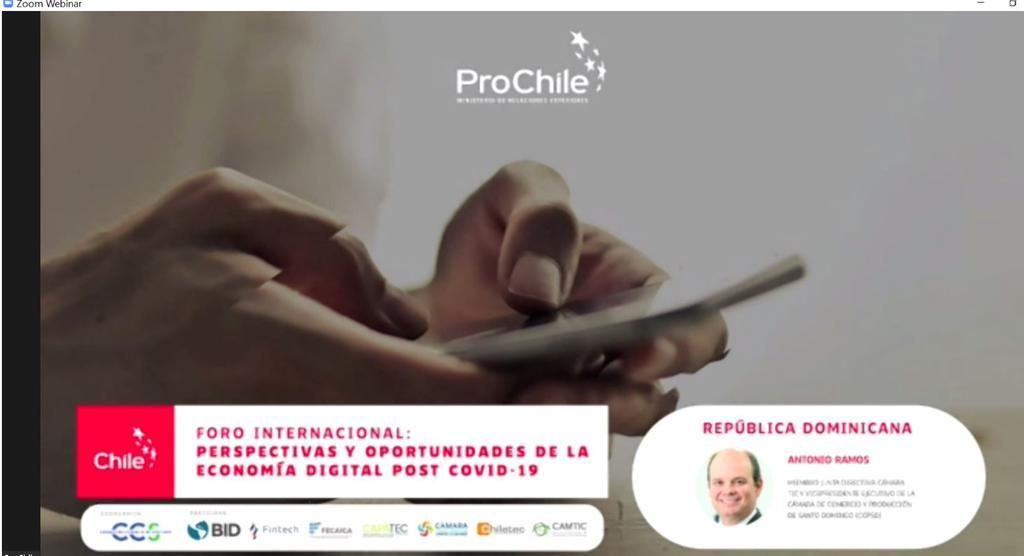 <p><strong>Empresarios Latinoamericanos coinciden uso de las TICs y digitalizaci&oacute;n favorecen a mitigar efectos del Covid</strong></p>