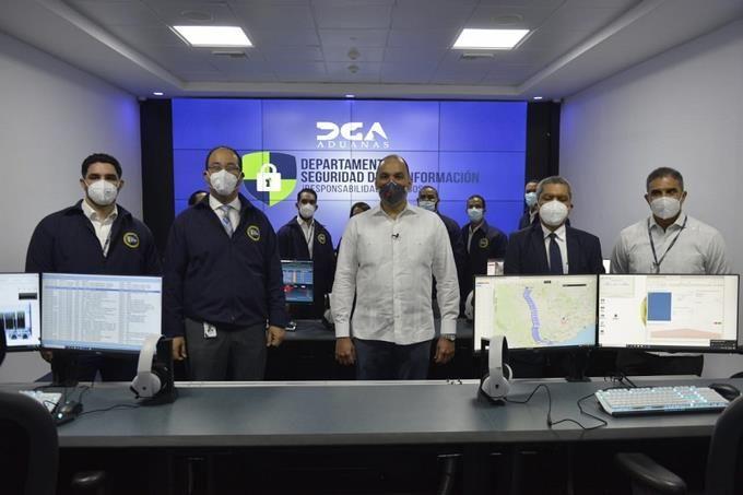 <p>Aduanas inaugura centro de seguridad preparado con alta tecnolog&iacute;a</p>