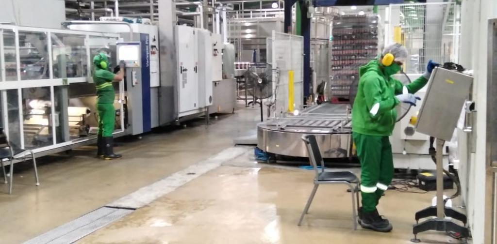 La Salud ocupacional, clave para Industrias San Miguel