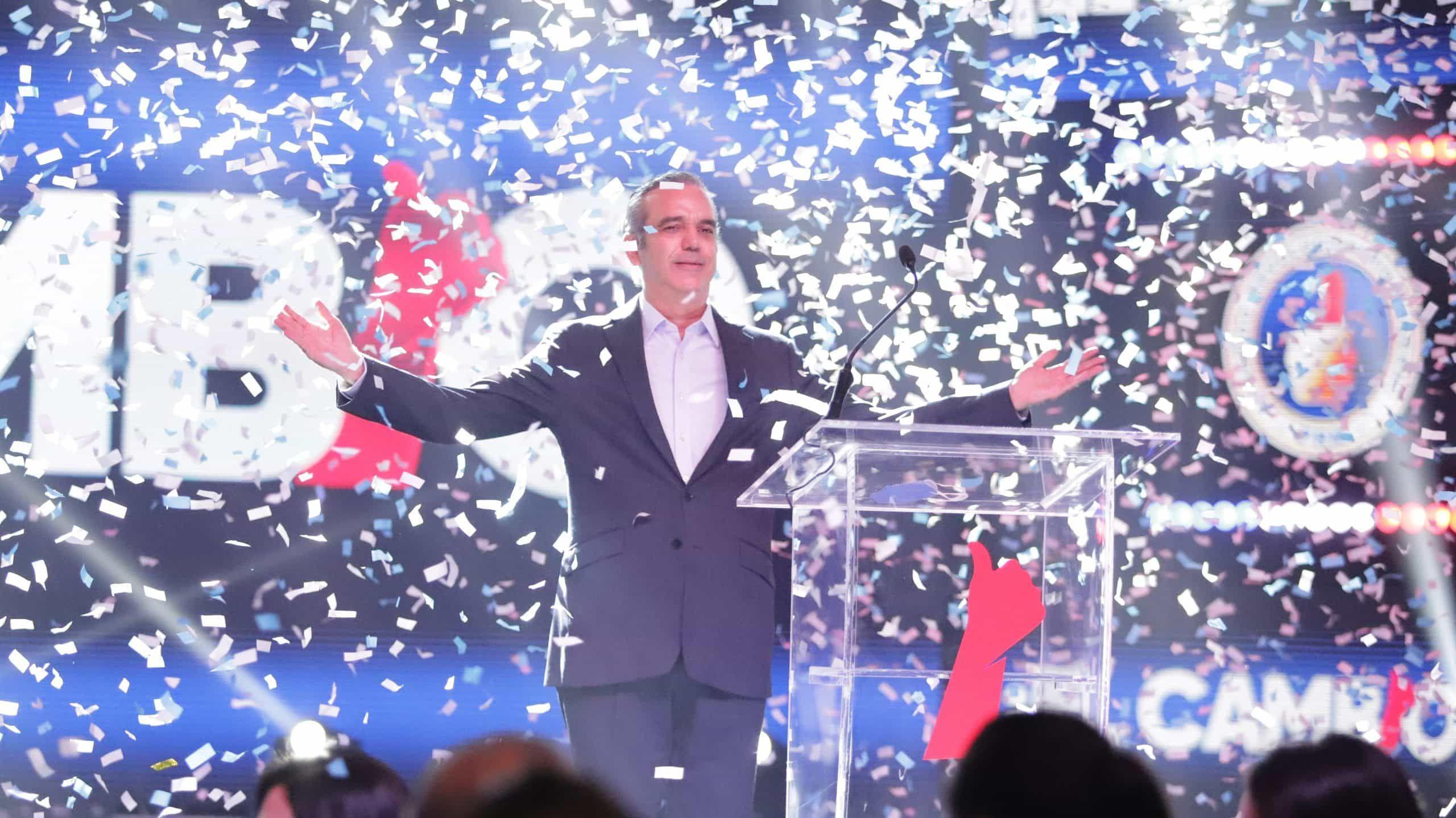 <p>Los dominicanos eligieron nuevo presidente</p>