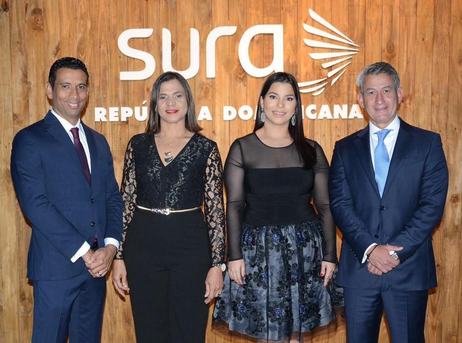"""Seguros SURA reconoce el desempeño de sus asesores  en su gran """"Noche de los Mejores"""""""