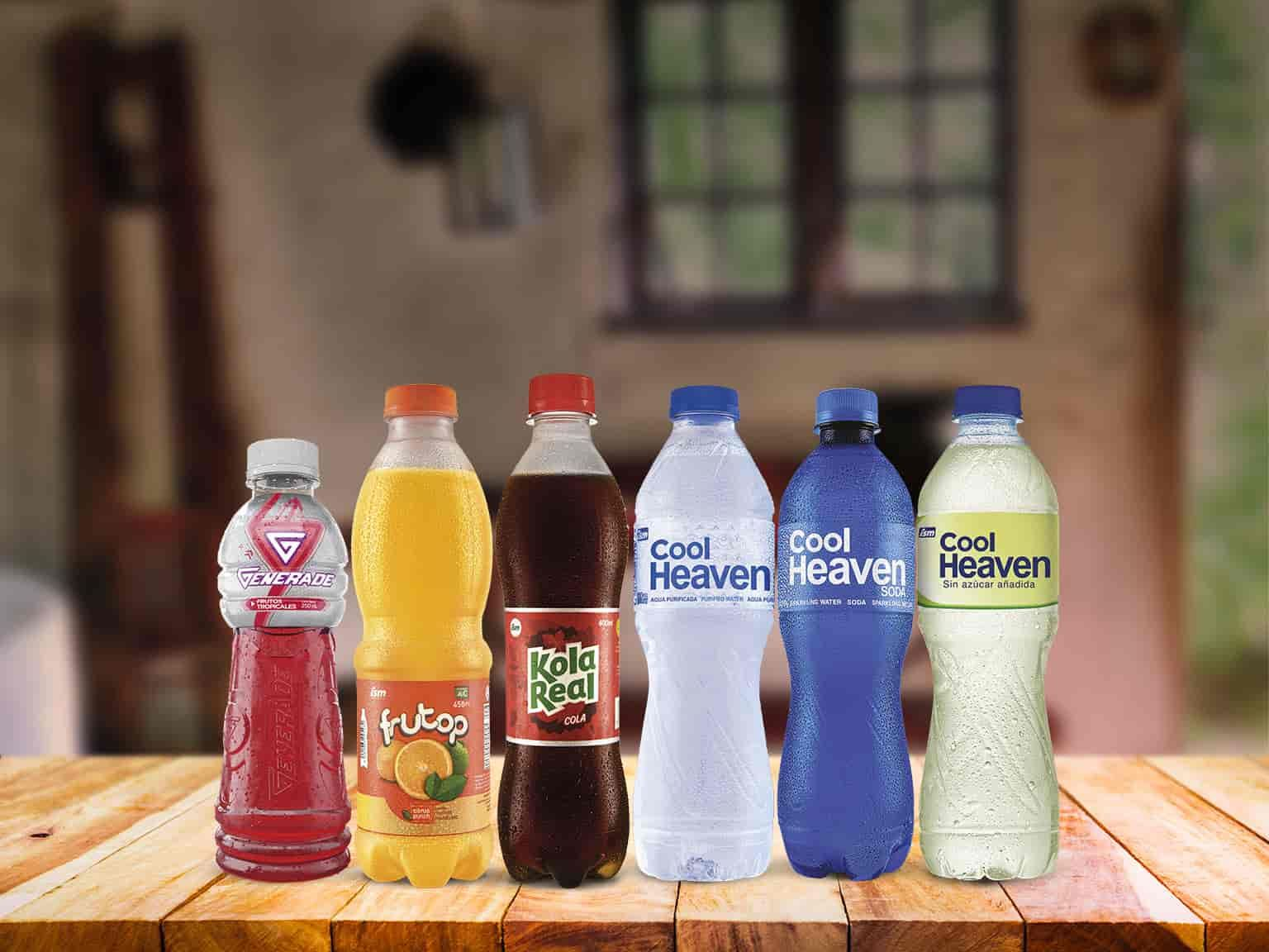 <p><strong>Delivery ISM te lleva tus bebidas hasta donde est</strong><strong>&eacute;s</strong></p>