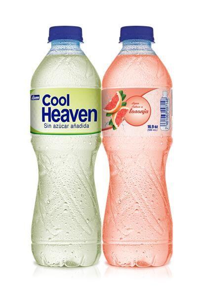 Cool Heaven presenta nueva agua saborizada