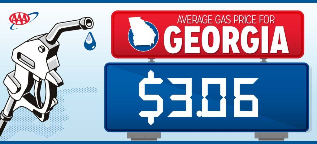No para de subir la gasolina en Georgia