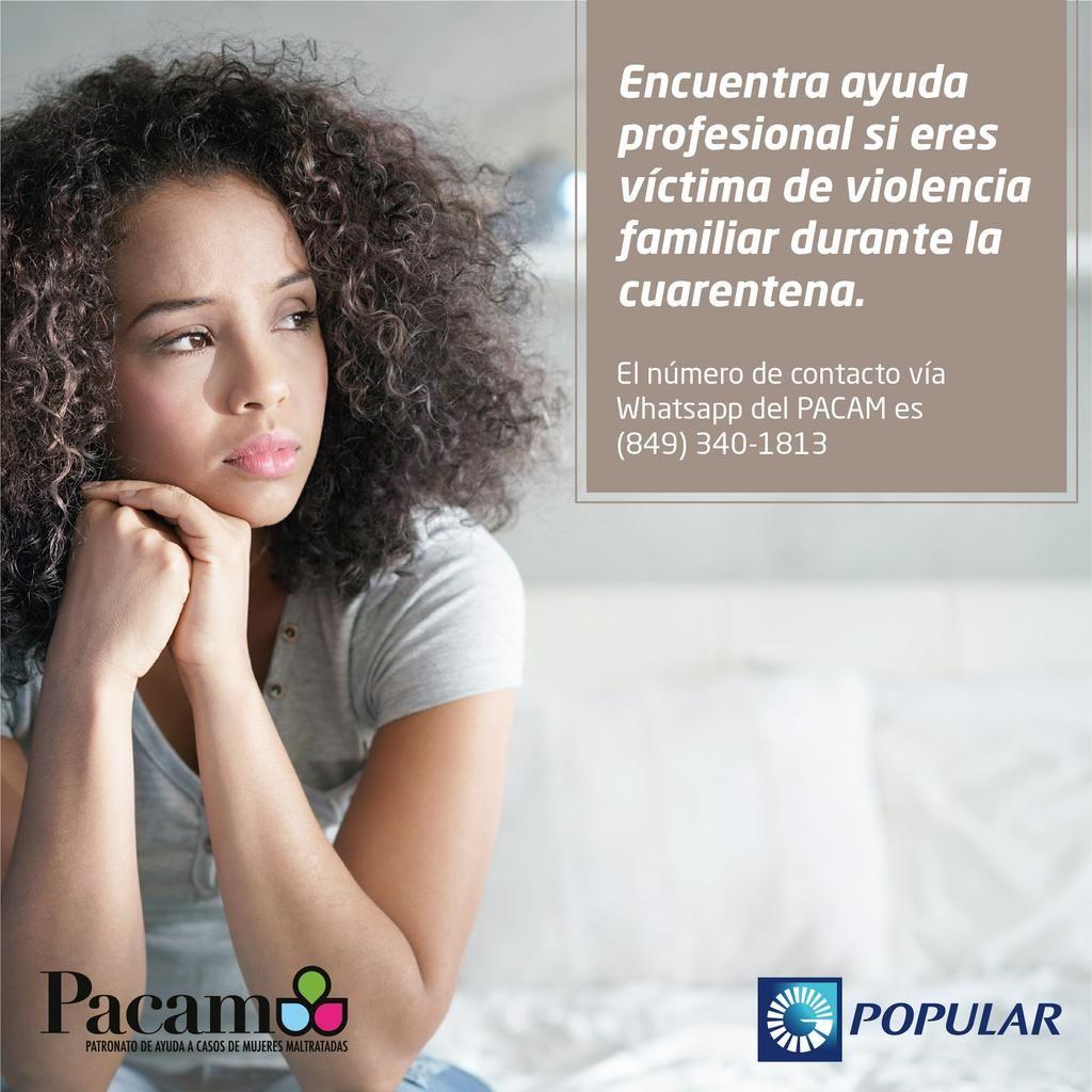 Popular apoya a PACAM para asistir a víctimas de violencia familiar