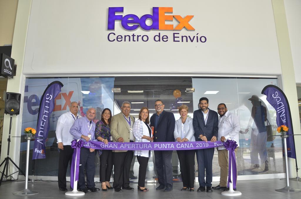 FedEx Express abre un nuevo centro de envío en Punta Cana, República Dominicana