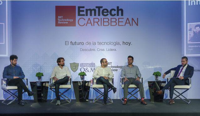 Emtech caribbean 2018, una Conferencia de Tecnología de Primer nivel Presente en República Dominicana