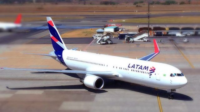 <p>La aerol&iacute;nea Latam Brasil se acoge a la ley de quiebras estadounidense</p>