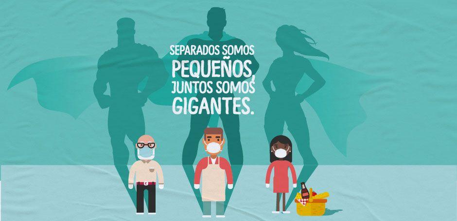 <p>Coca-Cola apoya a colmaderos durante la pandemia con &ldquo;Peque&ntilde;os Gigantes&rdquo;</p>
