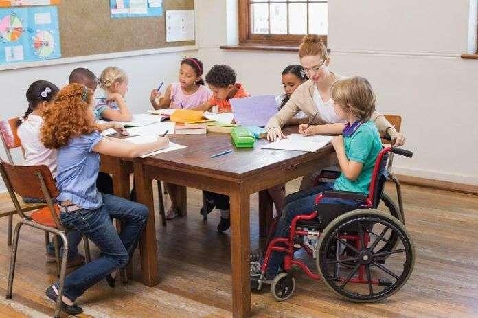 Educación inclusiva: todos iguales en la diversidad
