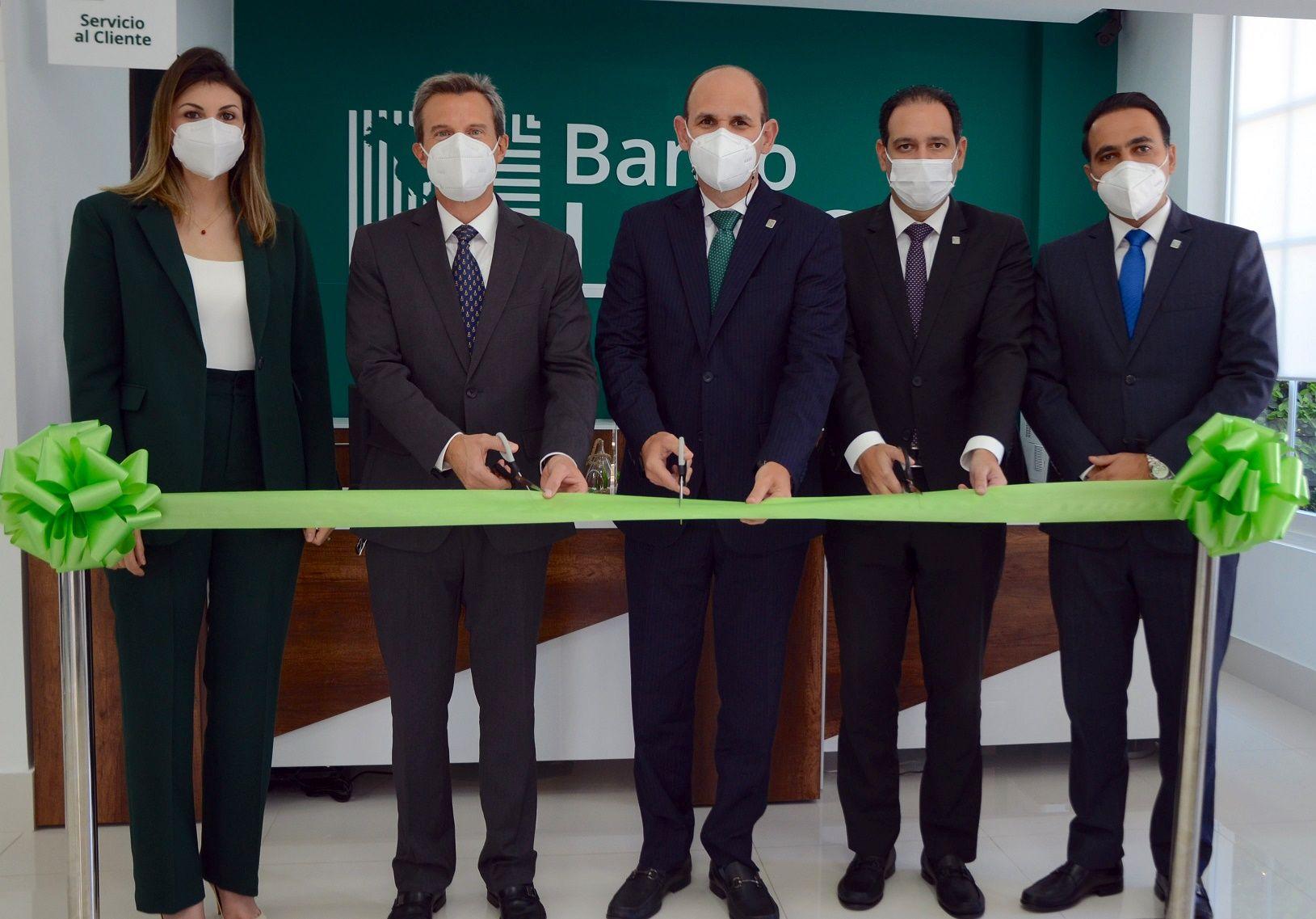 """<h1><span style=""""font-family: 'arial black', sans-serif;"""">Banco Múltiple LAFISE inaugura Centro de Negocios en Santiago</span></h1>"""