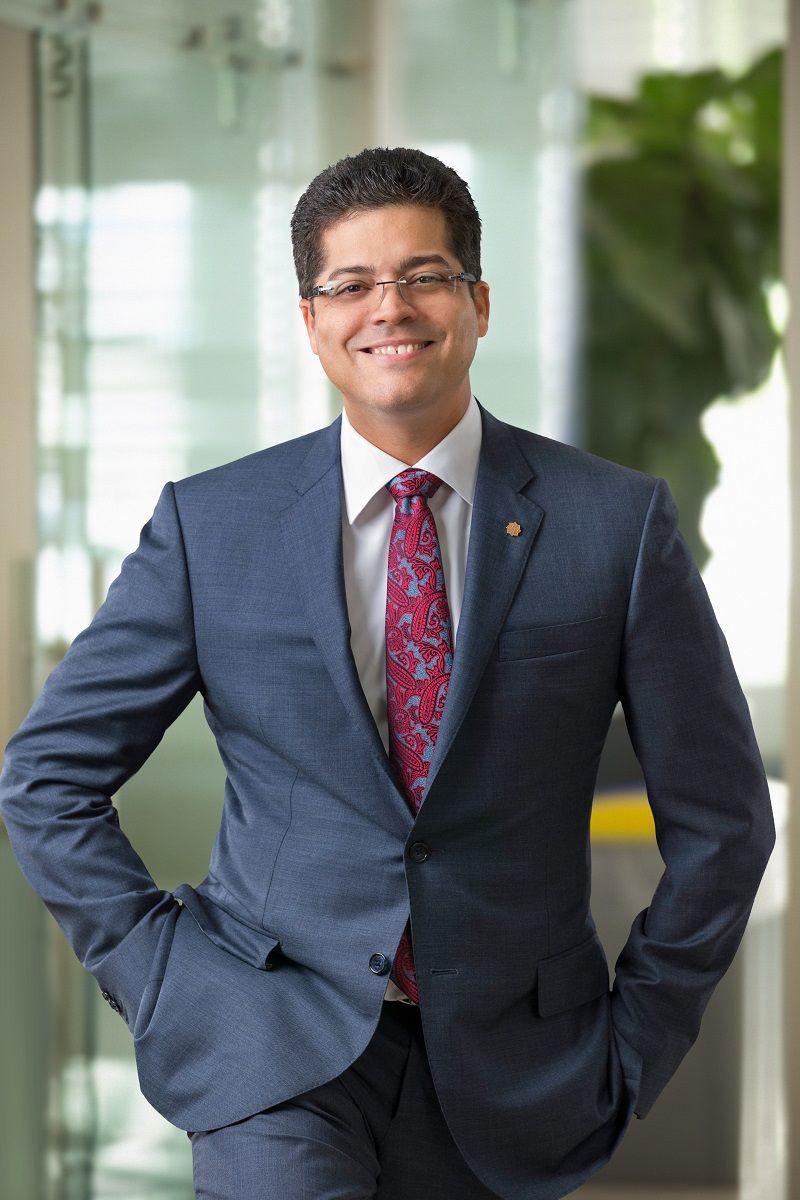 <p><strong>Rafael Izquierdo</strong></p>  <p>Vicepresidente Ejecutivo Senior de Administraci&oacute;n&nbsp;y Operaciones de Grupo Universal&nbsp;</p>