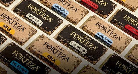 Marca País: Cortes Chocolates