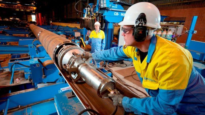 Producción industrial de Chile cae, protestas afectan economía
