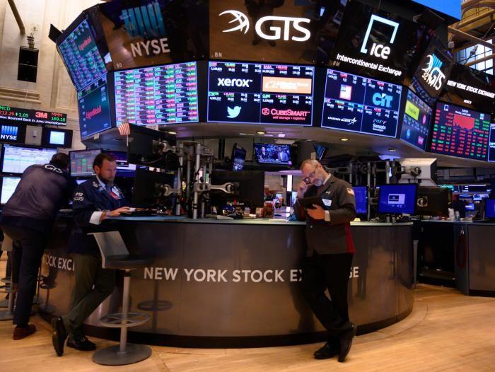 <p>Wall Street abre plano antes del primer debate presidencial</p>