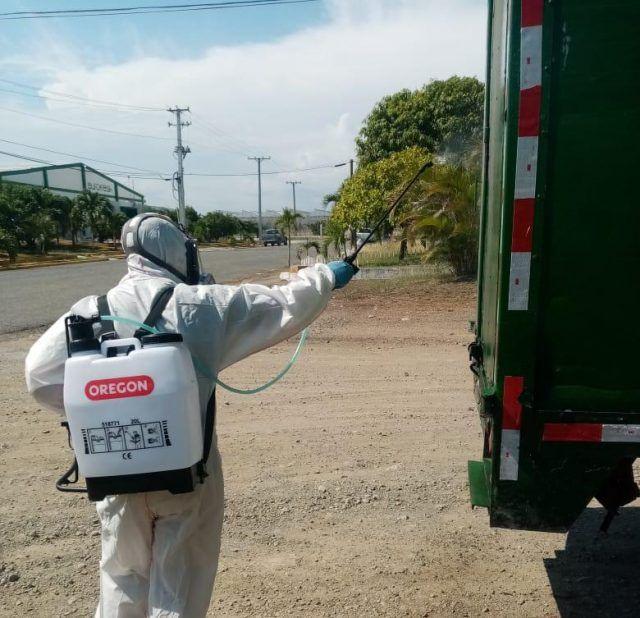 <p>Industrias San Miguel implementa rigurosos protocolos de prevenci&oacute;n ante Covid-19</p>
