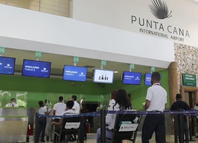 <p>Aeropuerto de Punta Cana realiza simulacro de reactivaci&oacute;n de operaciones previo a su reapertura</p>