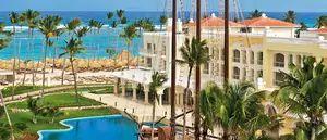 <p>&nbsp;IBEROSTAR REALIZA EL PRIMER PICAZO&nbsp;DE SU NUEVO HOTEL EN SANTO DOMINGO</p>