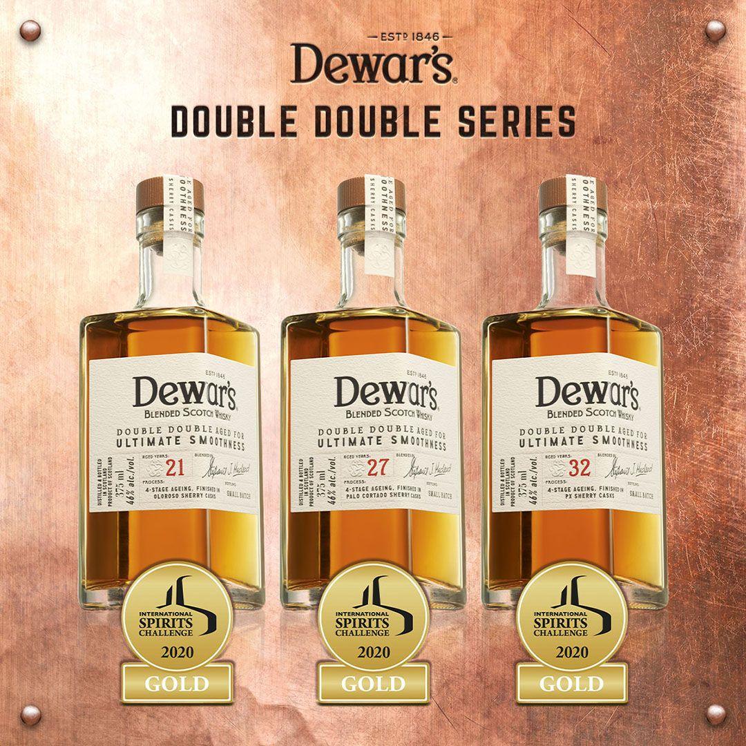 <p><strong>Dewar&acute;s sigue consolid&aacute;ndose como el whisky escoc&eacute;s mezclado m&aacute;s premiado del mundo</strong></p>
