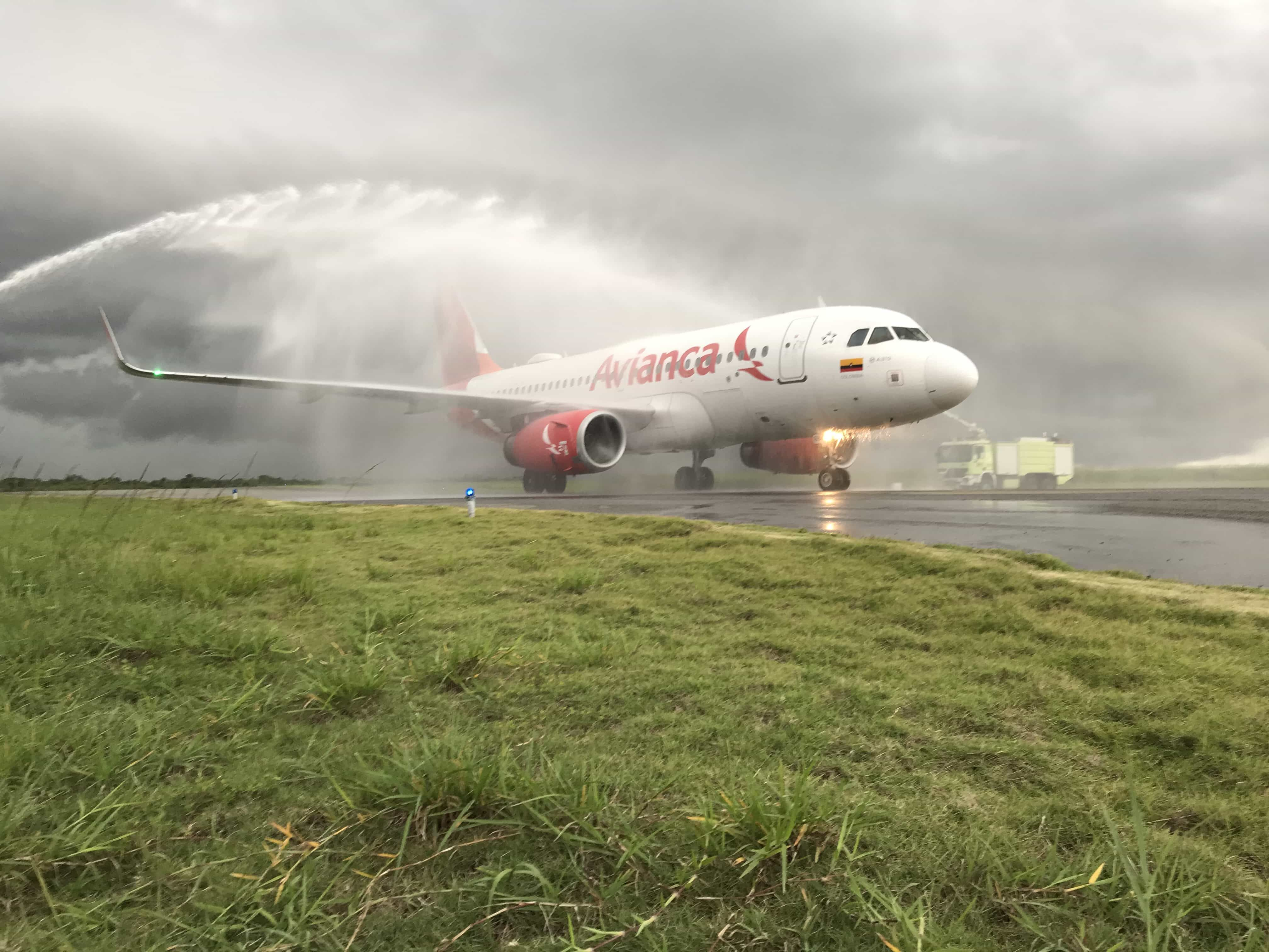 <p>Avianca reanuda sus operaciones en Rep&uacute;blica Dominicana desde el AILA</p>