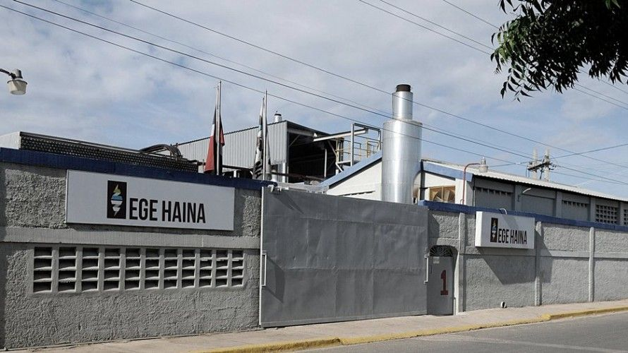 <p>EGE Haina y Cl&uacute;ster Tur&iacute;stico de Barahona entregan materiales para la prevenci&oacute;n del COVID-19</p>