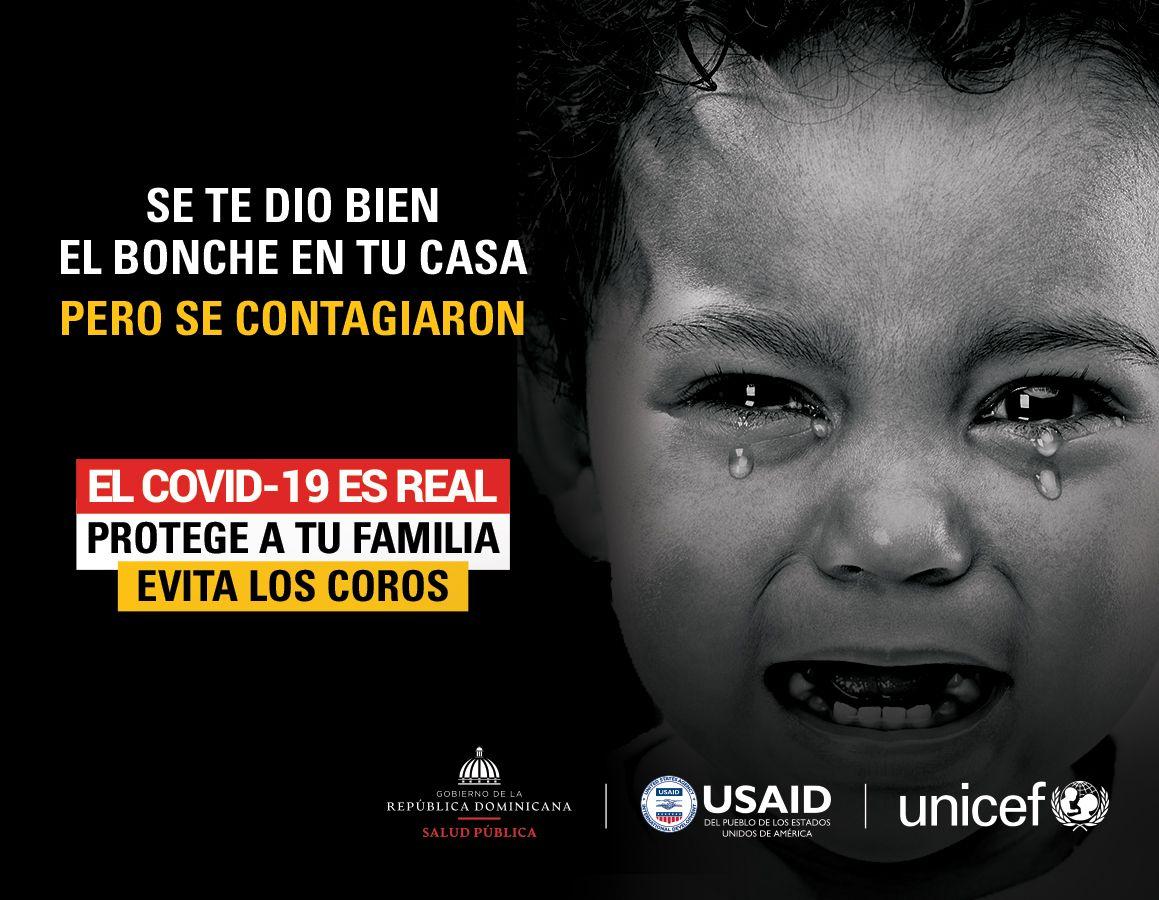 <p><strong>MSP, USAID y UNICEF anuncian campa&ntilde;a &lsquo;El Precio M&aacute;s Alto: El COVID-19 es real, se contagia y mata&rsquo;</strong></p>