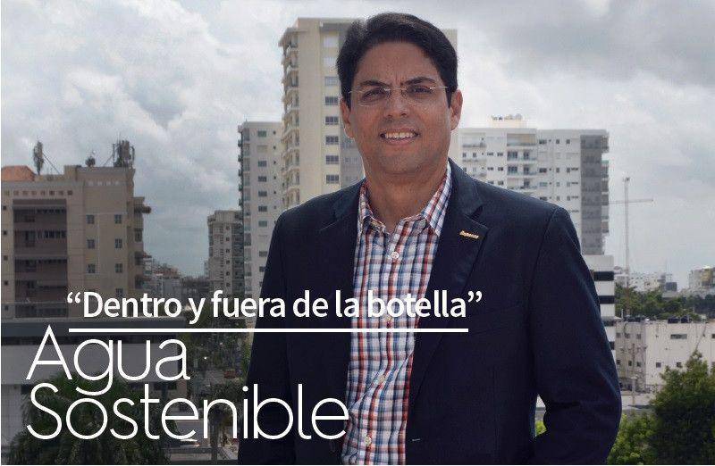 """""""Dentro y fuera de la botella"""" Agua Sostenible"""