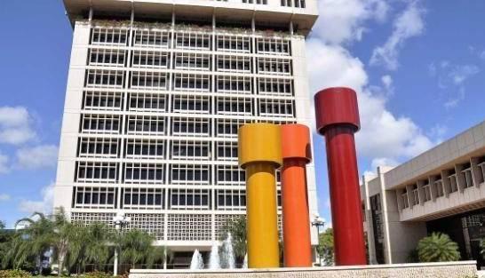 <p>Banco Central: econom&iacute;a dominicana registr&oacute; ca&iacute;da de 8.5 % en el primer semestre</p>