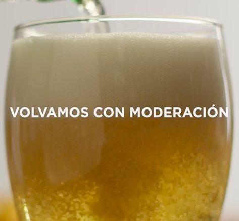 <p>Cervecer&iacute;a invita a salir del confinamiento con moderaci&oacute;n</p>