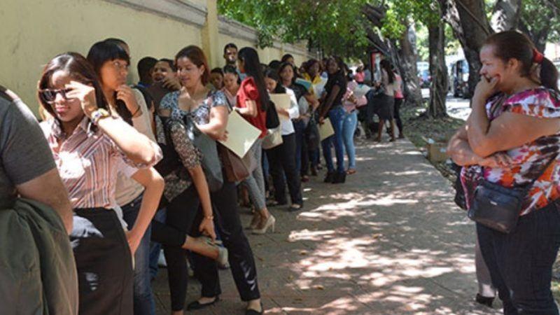 Niveles de desempleo formal aumentarían un 51% este año