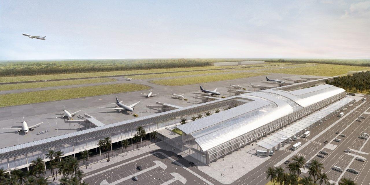 <p>Aeropuerto Internacional de B&aacute;varo demanda en nulidad declaratoria de lesividad del IDAC que suspendi&oacute; su construcci&oacute;n</p>