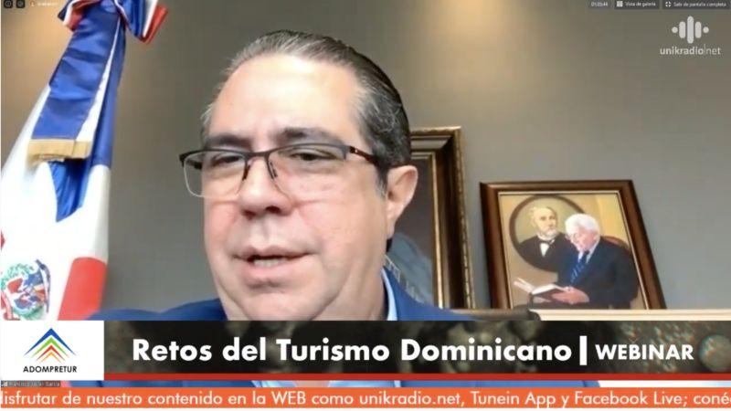 Ministro de Turismo dice República Dominicana trabaja protocolos sanitarios y estaría lista en un mes para recibir turistas