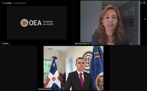 <p><strong>RD ASUME LA PRESIDENCIA DEL COMIT&Eacute; INTERAMERICANO CONTRA EL TERRORISMO DE LA OEA</strong></p>
