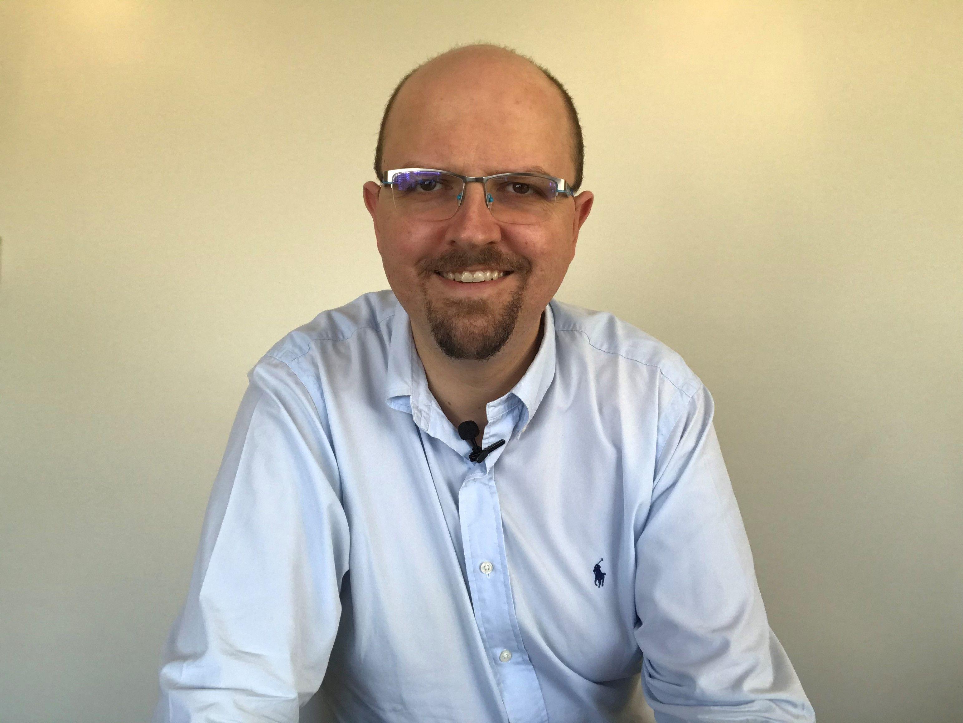 Ivan Calvo, el Gurú del LinkedIn