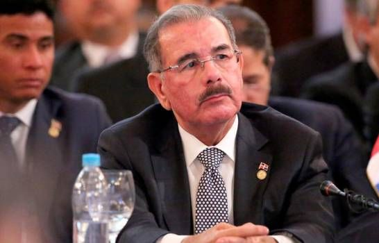 Presidente Medina extiende el estado de emergencia por 17 días