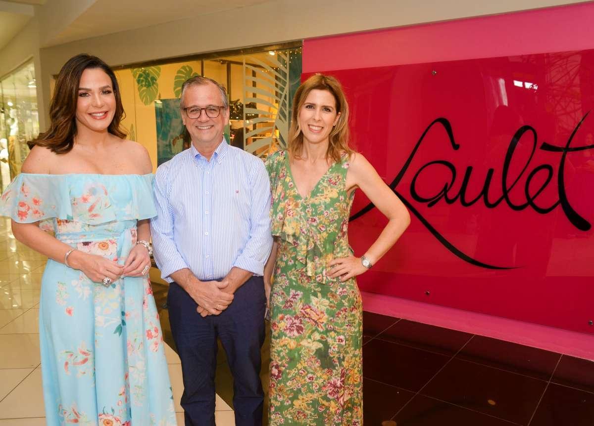 Laulet inaugura sucursal en Acrópolis Center y presenta su Colección Semana Santa 2019
