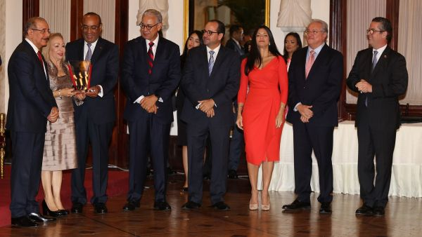 <p>Presidente Danilo Medina resalta aportes de las zonas francas a la econom&iacute;a</p>