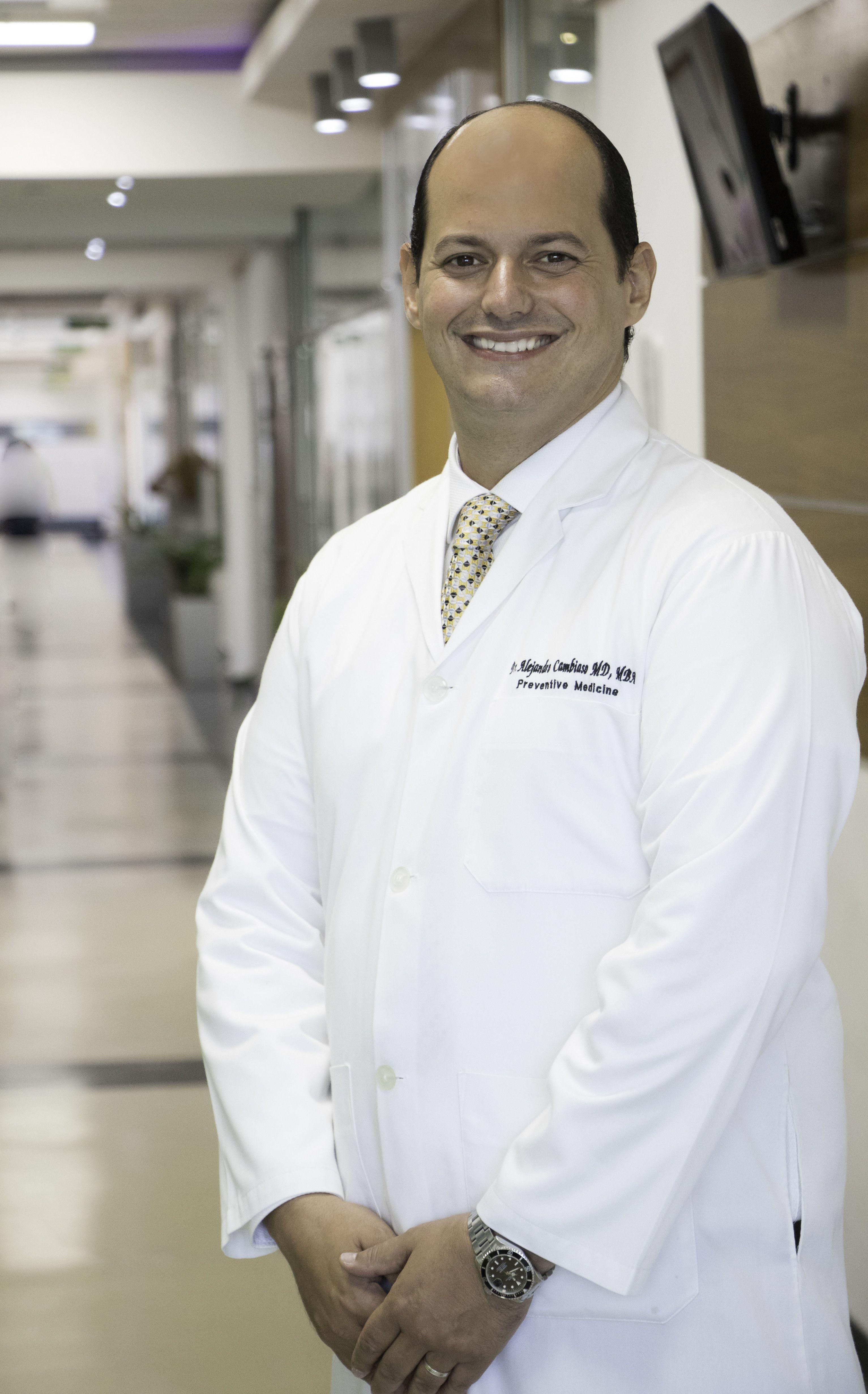 Dr. Alejandro Cambiaso / Presidente Asociación Dominicana de Turismo de Salud