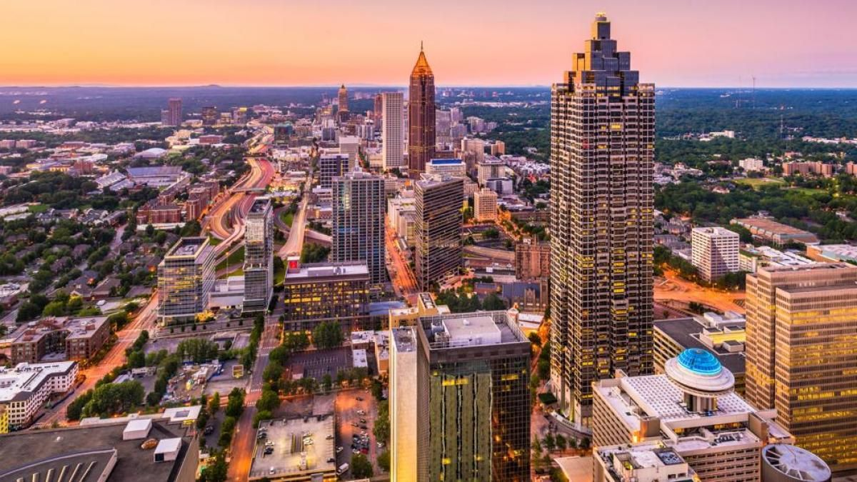Bienvenido a Atlanta Georgia: un vibrante centro cultural en el sureste de Estados Unidos