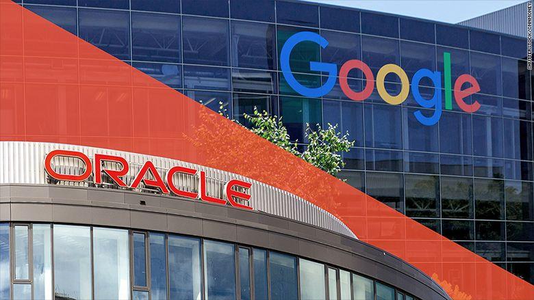 <p>Corte Suprema de EEUU da la raz&oacute;n a Google en juicio contra Oracle por derechos de autor</p>
