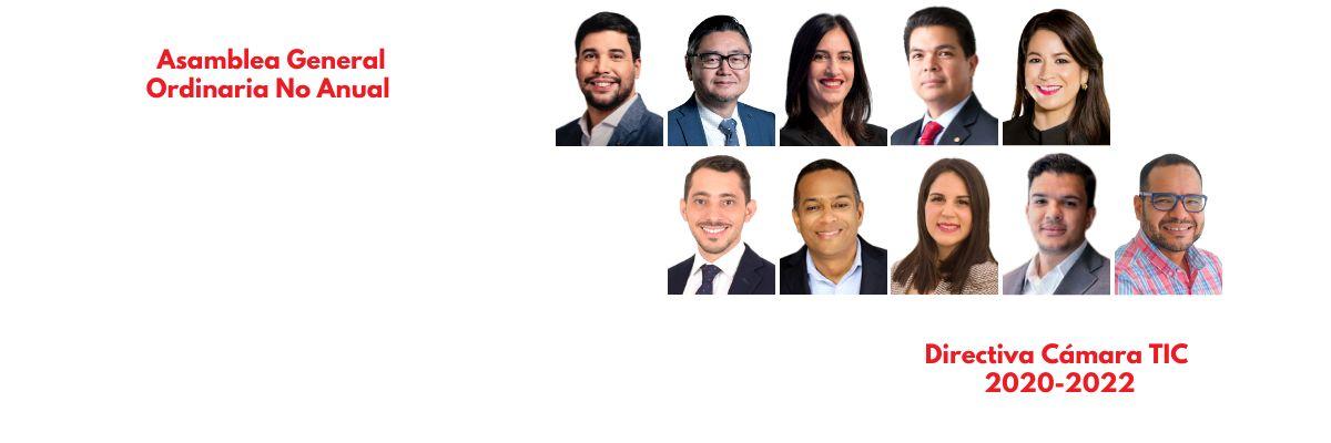 <p>Camara TIC dominicana escoge integrantes de su Junta Directiva</p>